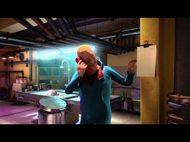 Шевели ластами 2 / Sammy's avonturen 2 (2012)