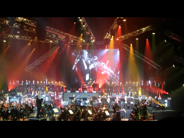 Rock Symphony - Europe The Final Countdown (Kiev, 14.02.2015)