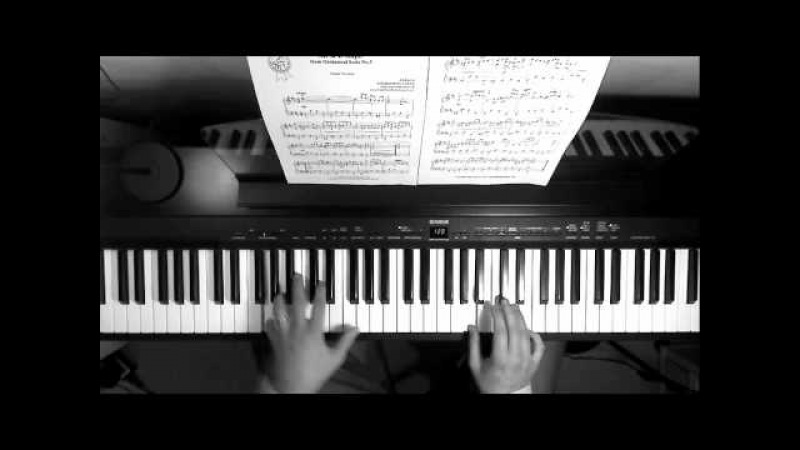 J. S. Bach Air on the G String (piano)