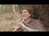 The Hobbit Recorder by Candlelight - The Shire Theme - Matt Mulholland