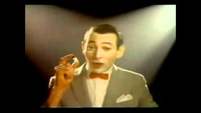 Pee Wee Herman anti crack drug PSA - 1980s