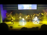 Kerry Ellis, Bryan May Defying Gravity WOS Awards