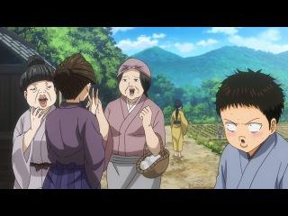 Гинтама ТВ-4 - 28 серия / Gintama 4 сезон - 28 серия русская озвучка AniMur (ZingZao)
