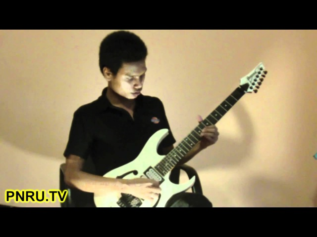 GUITAR IDOL 2010 ENTRY - spirit of me(original) - Steve Thai from thailand