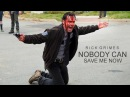 rick grimes » 'nobody can save me now