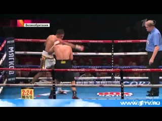 Бокс,Чудинов-Бульони,Федор Чудинов защитил титул чемпиона мира