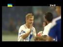 Днепр - Динамо - 1:2. Гол: Валерий Федорчук (50')