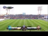 Футбол.РФПЛ.21-й тур. Зенит - ЦСКА 1:0 62' Халк