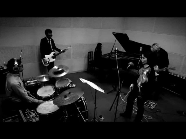 Anoice - From The Studio: 4/6 - The Three-Day Blow (studio performance)