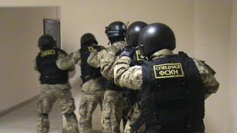 2.0 Захваты наркодельцов под экстрим-камерой спецназа ФСКН по Московской области