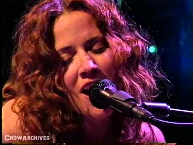 Sheryl Crow Unplugged Concert in Brooklyn NY Full 10 songs 45 min