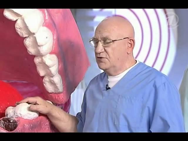 Современная технология: зубные импланты