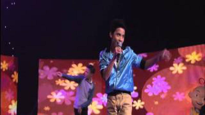 Ceria Popstar 2 Iqbal Bersama Azrul Zam - Lelaki Seperti Aku (Alif Satar) [16.05.2014]
