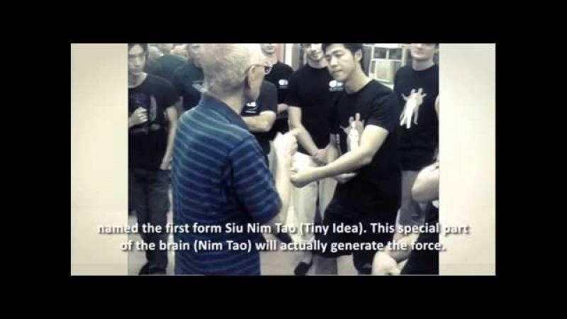 An insight into Chu Shong Tin's life wing chun. (Original)   Full version