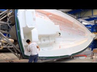 Моторные яхты и парусные яхты верфи Beneteau: секреты производства