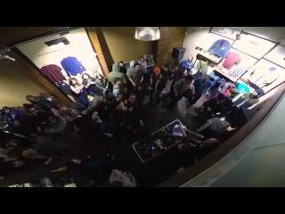 "Levi's Skateboarding x Traektoria ""Презентация новой коллекции"""