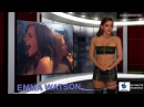 Desnudando la Noticia with Emma Watson (faked with after effects)