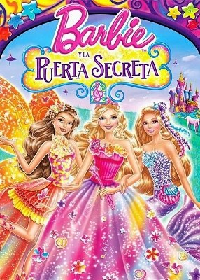 Barbie y La Puerta Secreta  Pelicula Completa Online