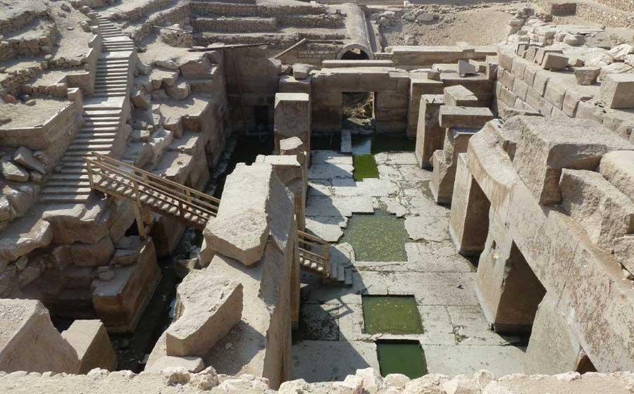 осирион храм осириса