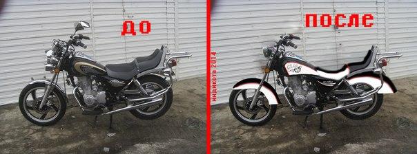 Фото № 8141 Мотоцикл jiangmen dihao 2011