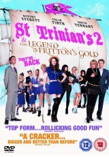 St Trinian's II: The Legend of Fritton's Gold (2009) - Latino
