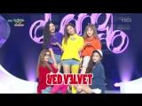 150911 Red Velvet - Huff n Puff + Dumb Dumb @ KBS Music Bank