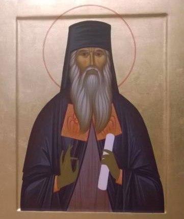 Преподобный Серафим (Амелин) Глинский