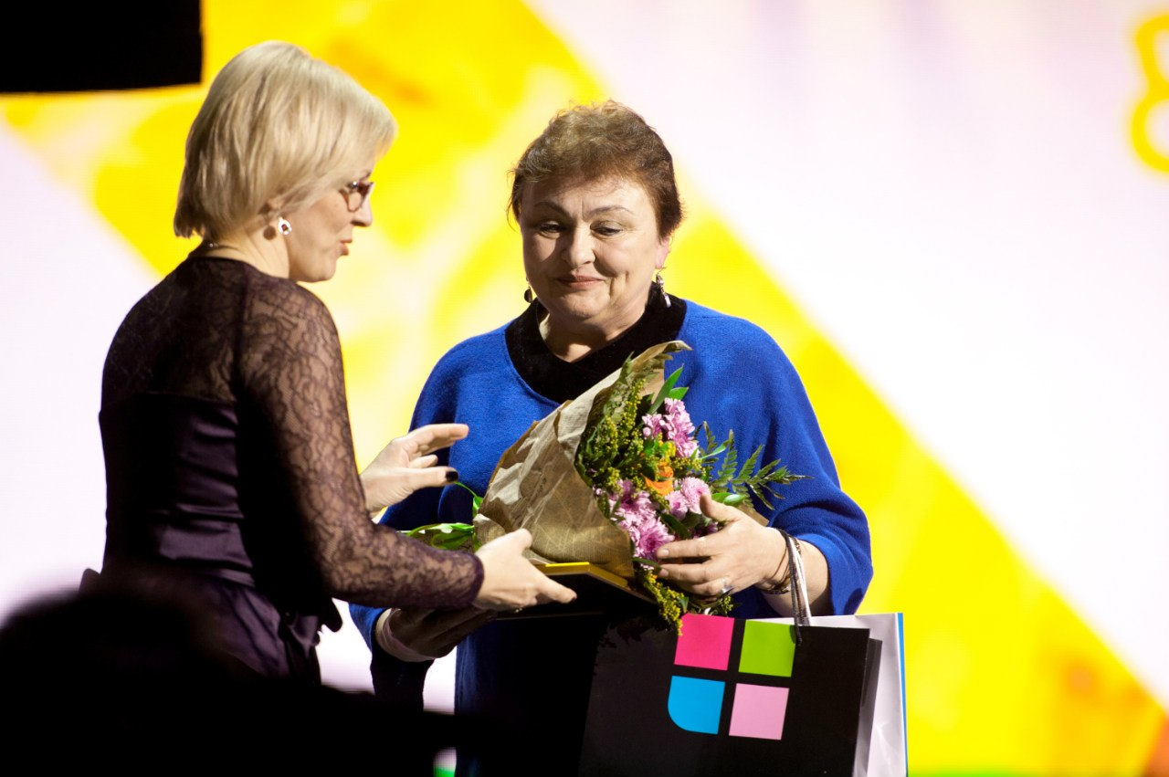 Анжелика Гурская и Лина Зернова