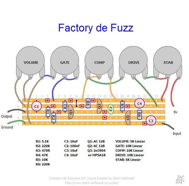 собирал fuzz factory?