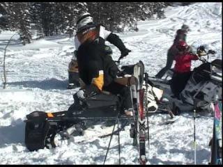 Открытие горнолыжного сезона в Ергаках
