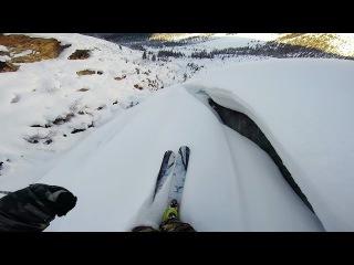 GoPro: Tanner Hall Ski Diaries