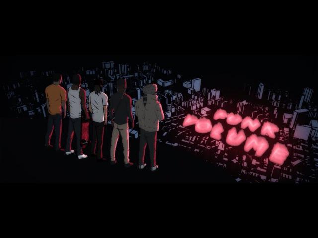 Hoppa And Friends - Hoppa's Cypher Ft. Jarren Benton, Dizzy Wright, SwizZz, Hopsin (Official Video)