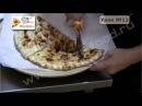 Урок №12 Подача готовой пиццы и её украшение. Видеоуроки по приготовлению пиццы