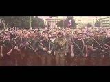 Немцы выпустили клип в поддержку ополчения Новороссии Wlad Free Donbass 1