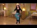 Уроки цыганского танца Венеры Ферарь №8 gipsy dance lesson