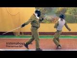 Фехтование на саблях №1. Пластунский рукопашный бой, система боя Леонид Полежаев.