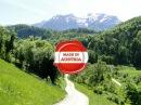 Прогулка в горах Австрии