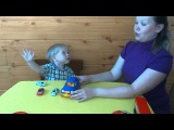 Развивающие мультики для детей - Учим размеры: Большое - Маленькое, Обучающий мультфильм.