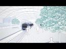 Проект Лахта центр Транспортное развитие