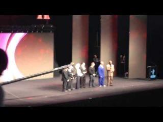 Олимпия 2014 -речь Ли Хейни