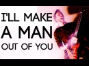 I'll Make a Man Out of You Mulan Jonathan Young ROCK METAL COVER