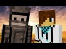 Бендер vs Лололошка  Эпичная Рэп Битва в Майнкрафте!