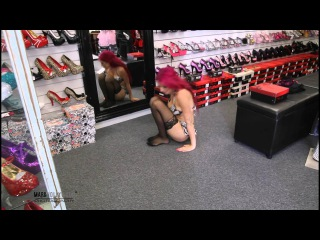 Brittany Juanita Stockings Heels Shoes Of Hollywood Strathpine Store