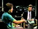 Bob Weir on Nightwatch CBS News 1984