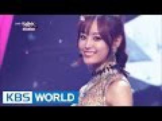 Song Ji Eun - Don't Look At Me Like That   송지은 - 쳐다보지 마 [Music Bank COMEBACK / 2014.10.17]