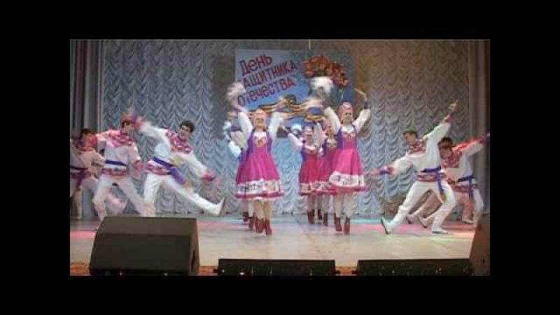 Калинка Traditional russian dance Kalinka