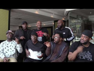 Watch this amazing American a capella group 'Naturally 7' perform 'Put You Onto This'
