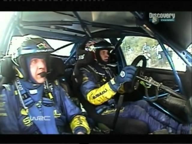 За кулисами Мирового чемпионата по ралли: Аргентина - Большая встряска [2007 г., WRC]