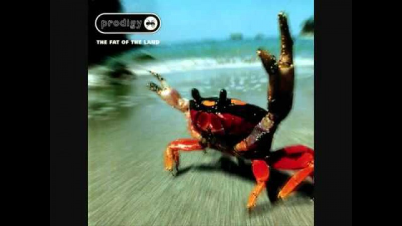 The Prodigy Mindfields original ‏