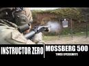 FAST SHOTGUN Pump Action No mechanical alteration Instructor Zero